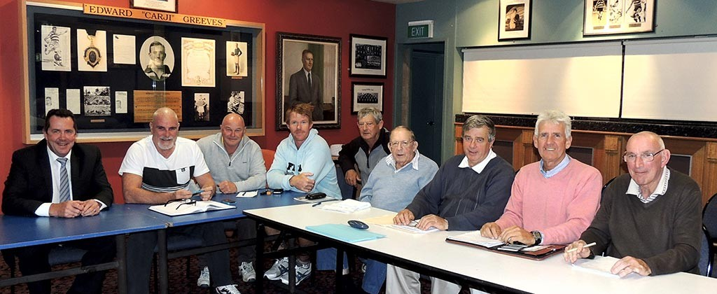 Geelong Past Players Board 2015