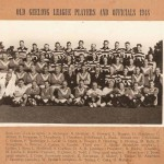 1948 Past Players and Officials
