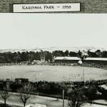 Kardinia Park 1958